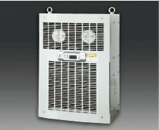 Air conditioner cooler for electrical cabinet